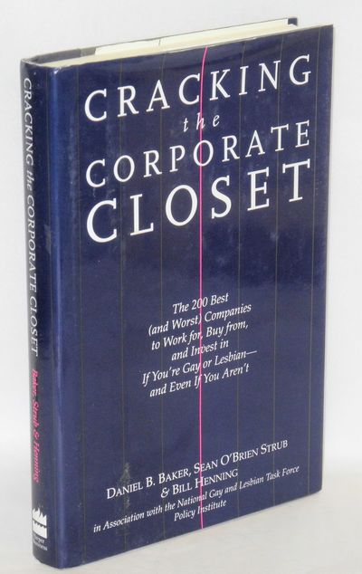 New York: HarperBusiness, 1995. Hardcover. xi, 242p., very good first edition in quarter-cloth board...