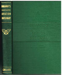 Jordanoff's Illustrated Aviation Dictionary 1942 1st Ed Assen