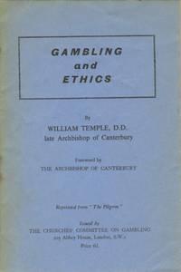 Gambling and Ethics