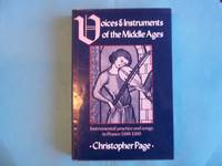 image of Voices and Instruments of the Middle Ages. A POOR WORKING COPY ONLY.