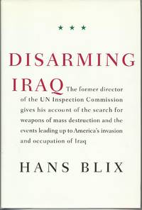 image of Disarming Iraq