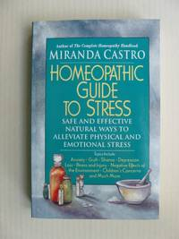 image of Homeopathic Guide To Stress