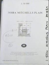 image of Topographical Map, South Africa: Mitchells Plain - 3418BA - 1: 50 000