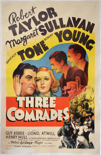 image of Three Comrades (Original poster for the 1938 film)
