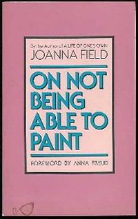 image of On Not Being Able To Paint