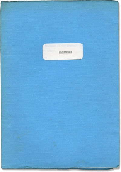 London: Canal / Image UK, 1985. British Script for the 1986 British film comedy based on an original...