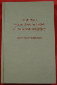 World War I Aviation Books in English