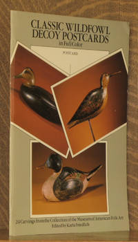 CLASSIC WILDFOWL DECOY CARDS