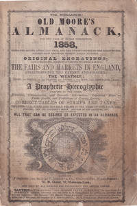 Old Moore's Almanack, for the Year of Human Redemption 1858