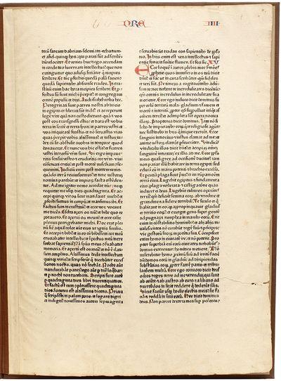 BIBLIA LATINA - Fust and Schoeffer...