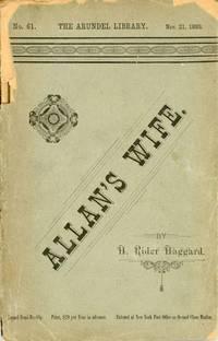 ALLAN'S WIFE ..