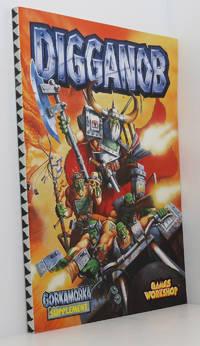 image of Games Workshop Gorkamorka Supplement Digganob Rulebook