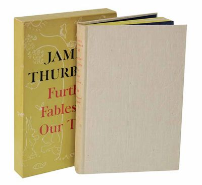 New York: Simon and Schuster, 1956. Special edition. Hardcover. 174 pages. One of Thurber's classics...