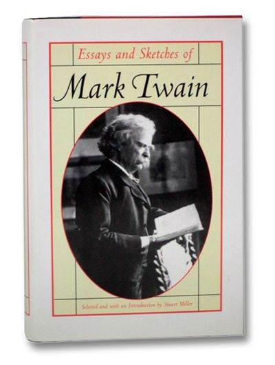 Essay On Science And Religion Essays And Sketches Of Mark Twain Argumentative Essay Papers also Good Thesis Statement Examples For Essays Abaa  Essays And Sketches Of Mark Twain By Twain Mark  Search For  Business Plan Writer San Diego