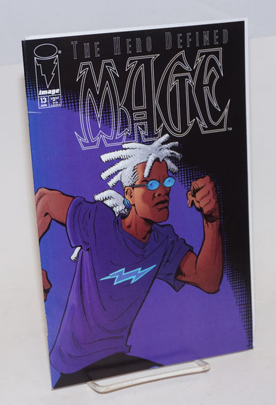Fullerton, CA: Image Comics, 1999. Comic. 24p. + 6.75x10.25 inches, very good color comic book in st...