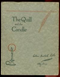 image of THE QUILL AND THE CANDLE:  POEMS OF BIRDLAND IN CANADA.