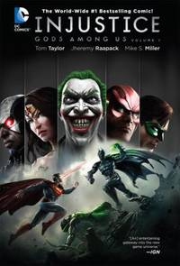 Injustice Vol. 1 : Gods among Us