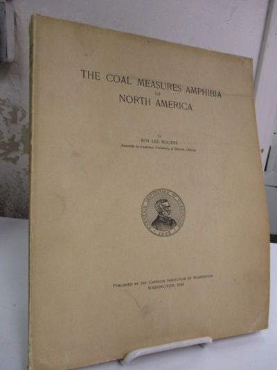 Washington. : Carnegie Institution. , 1916. 1st Edition.. Softcover, printed wraps. . Some toning an...