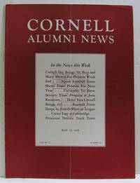 CORNELL ALUMNI NEWS, VOLUME 40, NUMBER 29, MAY 19, 1938
