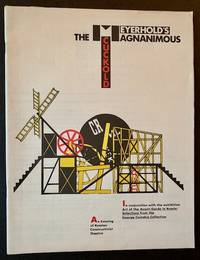 The Magnanimous Cuckold: An Evening of Russian Constructivist Theatre