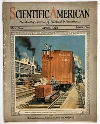Scientific American.  The Monthly Journal of Practical Information.  April 1923.