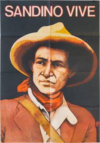 Tricontinental Magazine, No. 94 (April 1984). Sandinista issue [including Sandino poster]