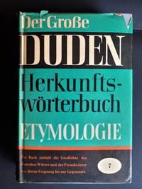 Duden Etymologie 7