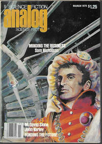 """image of ANALOG Science Fiction/ Science Fact: March, Mar. 1979 (""""Titan"""")"""