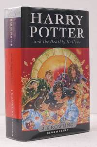 image of Harry Potter and the Deathly Hallows. [Children's Edition]. FINE COPY IN UNCLIPPED DUSTWRAPPER