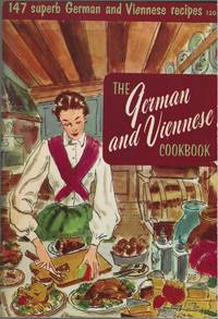 image of GERMAN AND VIENNESE COOKBOOK