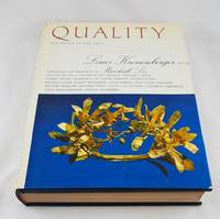 Quality: Its Images in the Arts