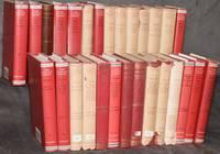 CICERO. TWENTY-EIGHT OF TWENTY-NINE VOLUMES. VOL. I-XXVII, XXIX. (28 VOLUMES) (LOEB CLASSICAL...