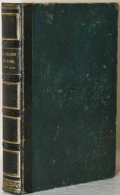 Paris: P. Boizarad, Editeur, Successeur De G. Kugelmann, 1846. Hard Cover. Very Good binding. Illust...