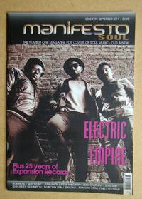 Manifesto Magazine. Issue 129. September 2011.