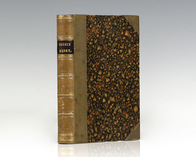 London: Chapman and Hall, 1880. Finely bound new edition of one of Trollope's most experimental nove...