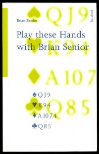 image of PLAY THESE HANDS WITH BRIAN SENIOR.
