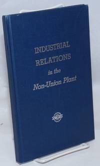 image of Industrial Relations in the Non-Union Plant: Toward a Better Understanding of the Question of Representation