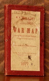 image of W. H. SMITH_SONS GENERAL WAR MAP (RUSSO-TURKISH WAR OF 1877)