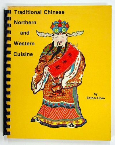 Traditional chinese northern and western cuisine by chen for Asian cuisine books