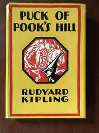 image of Puck of Pook's Hill (ca 1934, Doubleday Reprint Ed. W/dj)