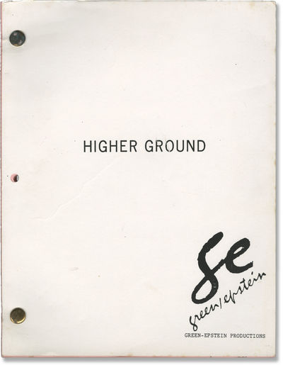 Los Angeles: Columbia Broadcasting System , 1988. Third Draft script for the 1988 television film, o...