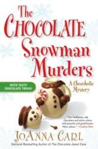 image of The Chocolate Snowman Murders (Chocoholic Mysteries, No. 8)