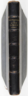 Paris: Librairie Honore Champion, 1907. Limited ed. Hardcover. vg. 227 pp. plus plates. text in Fren...