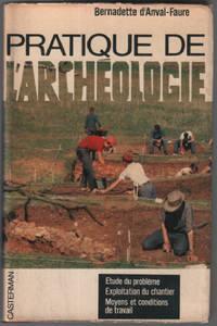 Pratique de l'archéologie