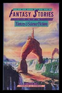 THE BEST FANTASY STORIES - from The Magazine of Fantasy and Science Fiction