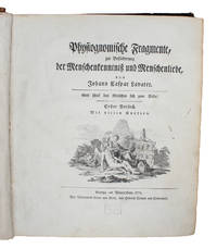 Physiognomische Fragmente, zur Beförderung der Menschenkenntniss und Menschenliebe. 1., 2....