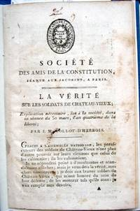 La Vérité sur les Soldats de Château-Vieux,