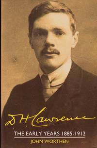 D.H.Lawrence : The Early Years 1885-1912`