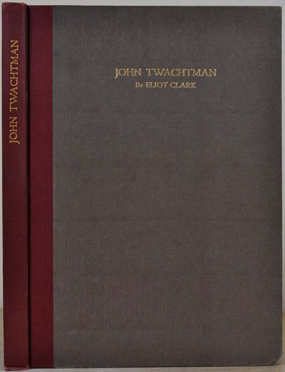 New York: Frederic Fairchild Sherman, 1924. Book. Very good+ condition. Hardcover. First Edition. Qu...