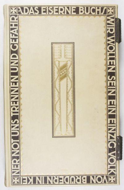 Stuttgart: Verlag für Vaterländische Kunst Gesellschaft, 1916. First edition. Hardcover. Elephant ...